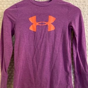 Under Armour Long Sleeve Fitness Top